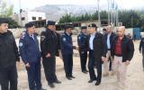 اللواء حازم عطا الله : الحفاظ على الأمن هو واجب الشرطة الأول