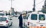 الشرطة تضبط 5 مركبات خاصة تنقل ركاب مقابل أجر في مناطق جنوب شرق القدس