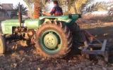 الاحتلال يستولي على جرارين زراعيين في الأغوار الشمالية