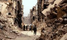 على نفقة السلطة الفلسطينية.. بدء إعمار مخيم اليرموك بسوريا
