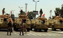 مقتل ضابط وجنديين مصريين في عملية سيناء