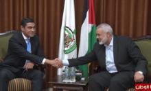 عبر مصر.. رسائل بين حماس وإسرائيل بشأن التهدئة بغزة وهذه مهمة الوفد الأمني