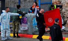 مقتل ثلاثة جنود إسرائيليين في عملية فدائية قرب سلواد..وانسحاب المنفذ
