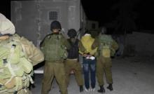 الجيش الإسرائيلي يعتقل فلسطينييْن بزعم أنهما من منفذي إطلاق النار بمستوطنة (عوفرا)