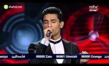 محمد عساف - على الكوفية | Arab Idol