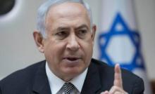 نتنياهو يعود الى اسرائيل ويتوعد غزة بشن المزيد من الغارات