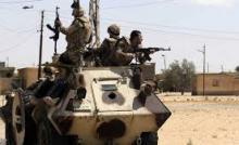 مقتل شرطي مصري خلال هجوم على معسكر أمني برفح