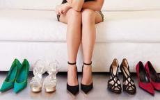 هل يرهقك الكعب العالي؟.. اليك 5 طرق سحرية لحماية قدميك!