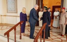 نتنياهو يختتم زيارته لسلطنة عُمان الرسمية