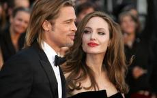 انجلينا جولي تواعد رجلًا جديدًا بعد براد بيت