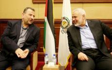 مغادرة وفد قيادة حماس الخارج قطاع غزة للجانب المصري عبر معبر رفح