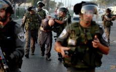 قوات الاحتلال تقمع مسيرة سلمية غرب طولكرم