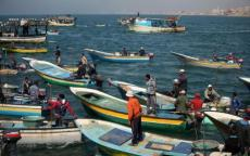مقترح اسرائيلي بتوسيع مساحة الصيد في بحر قطاع غزة حتى 12 ميلاً