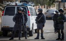 شاهد: الجيش الإسرائيلي يدّعي ضبط قنبلتين بحوزة فلسطينييْن قرب أريحا