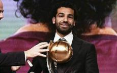 رسمياً.. محمد صلاح أفضل لاعب عربي للعام الثاني على التوالي