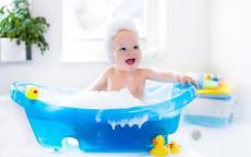 طرق لحمام مولود دون بكاء