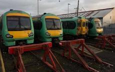 هل يمكن أن يتوه قطار عن طريقه؟.. أحد قطارات بريطانيا فعلها!