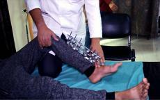 مستشفى الوفاء بغزة يختتم برنامج علاج تأهيل لجرحى مسيرات العودة