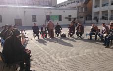 الهيئة التدريسية في المعاهد الأزهرية تعلّق احتجاجاتها حفاظًا على أمن المؤسسة