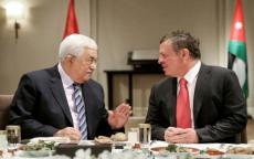 قمة فلسطينية أردنية مفاجئة غدا