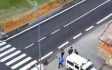 فيديو يثير توتراً حدودياً بين إيطاليا وفرنسا