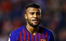 برشلونة يعلن تعرض نجمه البرازيلي لـ