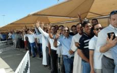 المصريون في الخارج يصوتون بكثافة في انتخابات الرئاسة