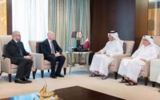 جرينبلات و كوشنير يبحثان في قطر اوضاع غزة و التهدئة