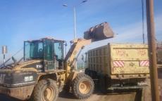 بلدية غزة: نقص عدد الآليات يصعب عملية جمع النفايات