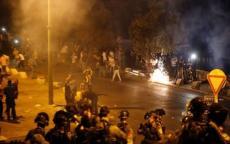 إصابات واعتقالات ومواجهات مع الاحتلال شرق قلقيلية