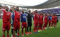 شاهد.. منتخب الأردن يحقق أولى مفاجآت كأس آسيا بفوز مثير على أستراليا.. حامل اللقب يسقط أمام (النشامى)