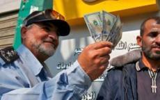 نقابة موظفي غزة تطالب المالية بإحتساب المنحة القطرية من راتب شهر 10