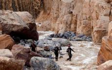 الأردن.. وقف عمليات البحث عن مفقودي البحر الميت