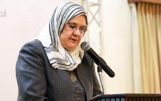 د هيفاء الاغا: سنعيد مأسسة دور النساء والرجال لتحقيق التنمية في المجتمع الفلسطيني