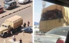 صحيفة أمريكية:مرتزقة روس يساعدون في قمع مظاهرات السودان