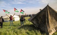 مصر لم تعرض وقف مسيرات العودة مقابل رفع الحصار