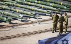 الاحتلال يقتني صواريخ جديدة دقيقة الهدف وتصل لأي نقطة