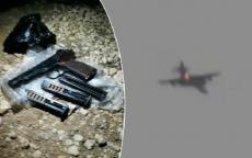 مسدس الطيار الروسي الذي قضى في إدلب