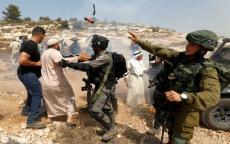 إصابات بمواجهات مع الاحتلال في جبل الريسان