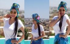 لماذا ارتدت لجين عمران ونور التركية التوربان الأفريقي ؟