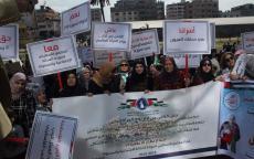 حمد : النساء الفلسطينيات سيواصلن النضال المجتمعي والوطني حتى نيل حقوقهن
