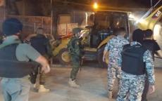 اغلاق 4 محطات محروقات غير قانونية بالخليل