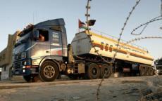 ليبرمان يضع شرطاً لاستئناف ضخ الوقود لقطاع غزة