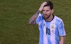 مدرب الأرجنتين: مسدس فوق رأس ميسي
