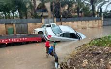 إغلاق شوارع بإسرائيل وتخوفات من حدوث فيضانات