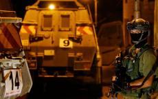 الاحتلال ينفذ مداهمات واسعة في شويكة بحثا عن نعالوة