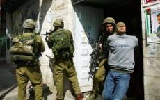 اعتقال 7 مواطنين من الضفة
