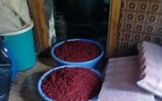 ضبط معمل لإنتاج المعسل في منزل بالخليل