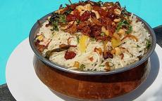 الأرز الأفغانى