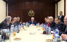 القيادة الفلسطينية تمنح الفرصة لجهود مصر قبل اتخاذ اجراءات ضد حماس في غزة